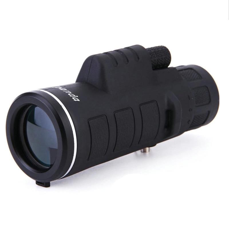 High Power High List Binoculars Low Light Night Vision Wide Angle Monoculars Outdoor Hiking Mini Portable Hunting Monocular