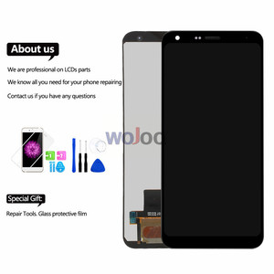 Image 2 - 100% tested Origina For LG Q7 Q610 LCD Display Screen Touch Digitizer Assembly Replacement