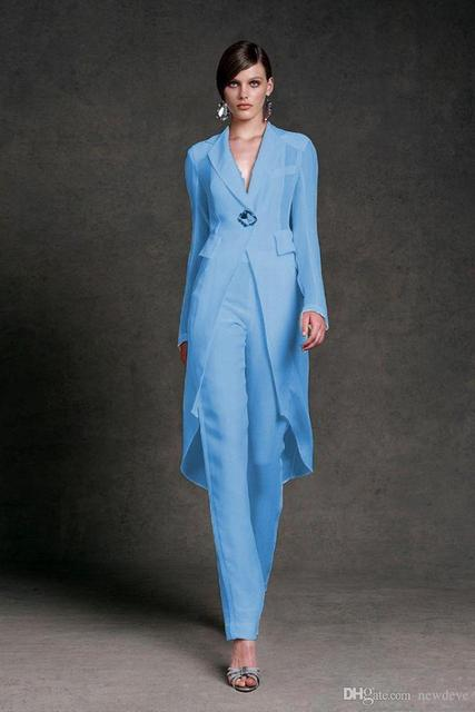 Jumpsuits Mother of the Bride Dress 6
