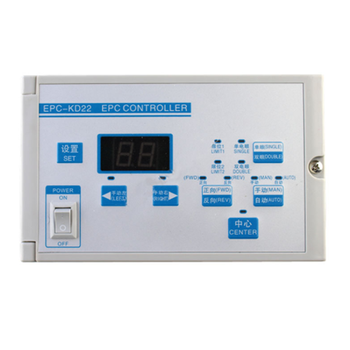 Upgraded version EPC-KD22 high-precision correcting controller instead of EPC-D12 EPC-KD12 correcting photoelectric correcting фото