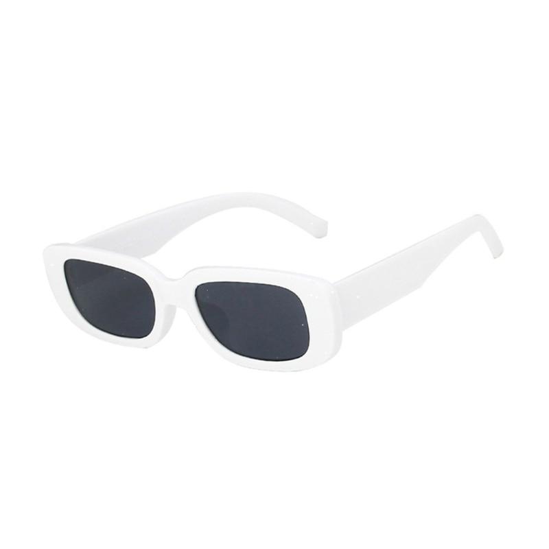 Unisex Square Fashion Vintage Sunglasses UV Protection Eyewear Shade Eyeglasses