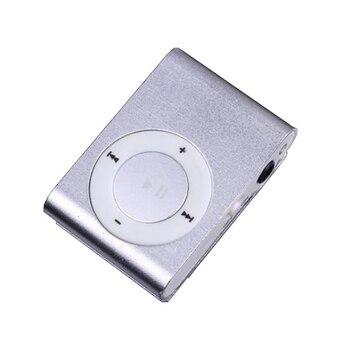 1PC New Big Promotion Mirror Portable MP3 Player Mini Clip MP3 Player Waterproof Sport Mp3 Music Player Walkman Lettore Mp3 5