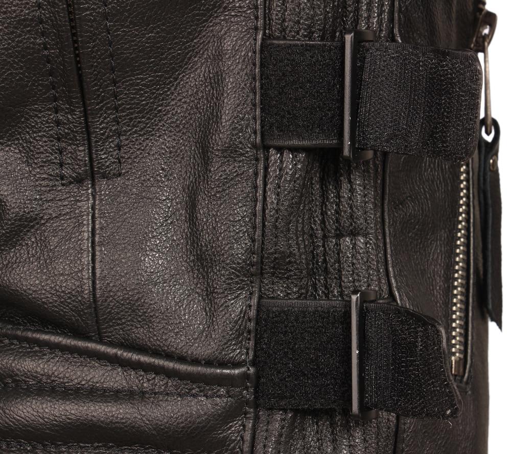 Haeea2531c1584696ae55e1e459f16193K Vintage Motorcycle Jacket Slim Fit Thick Men Leather Jacket 100% Cowhide Moto Biker Jacket Man Leather Coat Winter Warm M455
