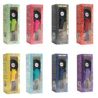 Multicolor Cidy Manual Label Makers for 9mm 3D Embossing Plastic Label Tapes Mini Handhold Typewriter
