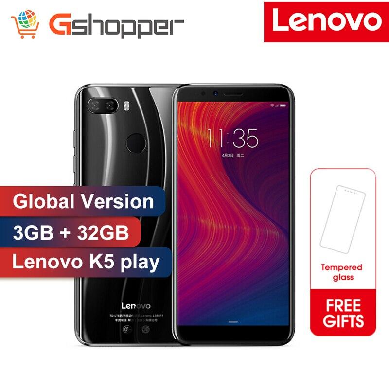 Фото. Глобальная версия lenovo K5 играть 3g Оперативная память 32G Встроенная память 4G FDD LTE 1440x720 о