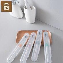 Original Youpin Arzt B Zahn Mi Bass Methode Besser Pinsel Draht 4 Farben Einschließlich Reise Box für Mijia Smart Home