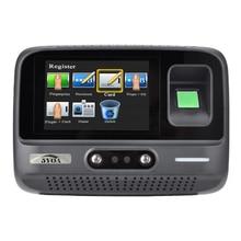 5YOA AF4 Tijdregistratie WIFI Draadloze Management Systeem Gezicht Vingerafdruk Wachtwoord Biometrische Apparaat Gezichtsherkenning