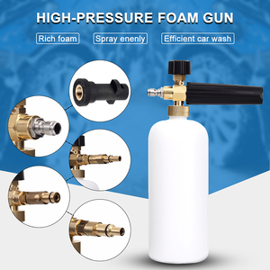 High Pressure Foam Gun Car Was