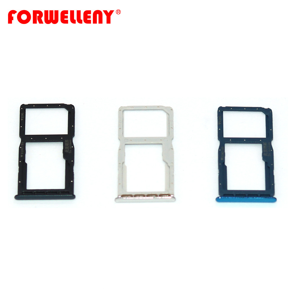 For Huawei P30 Lite / Nova 4e MAR-LX2 Sim Card Holder Slot Tray Replacement Adapters