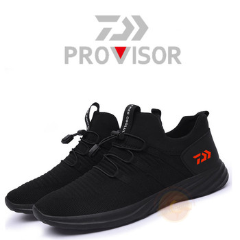 2020 New Black Dawa Boot Outdoor Shoes Non-slip Fishing Shoes Breathable Quick Dry Boot Outdoor Climbing Shoes Fishing Boot фото