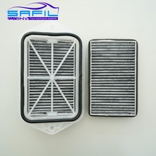 2 Lỗ Khoang Lọc Cho Vw Sagitar CC Passat Magotan Golf Tiguan Touran Audi Jetta Bộ Lọc Ngoài Chỉ Cabin lõi Lọc Số LT000 1