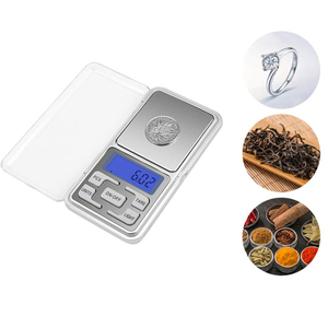 For Home And Kitchen Scales Mini Portable Outdoor Digital Food Scale Measuring Weight Tool Smart Coffee Scale Kitchen Accessory