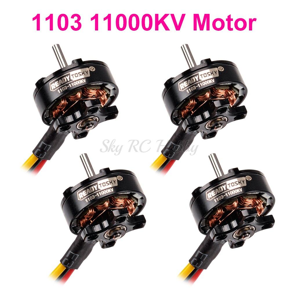 Micro D1103 1103 11000KV 2s Mini Brushless Motor For RC 80mm 90mm X95 95mm Mini Tiny Multirotor Drone