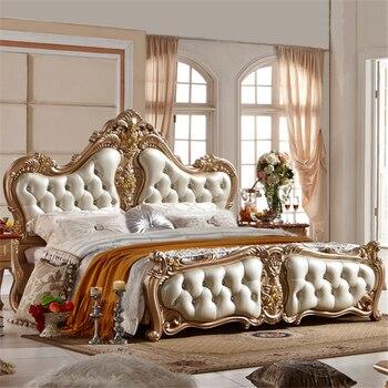 Luxury Antique Bed 1