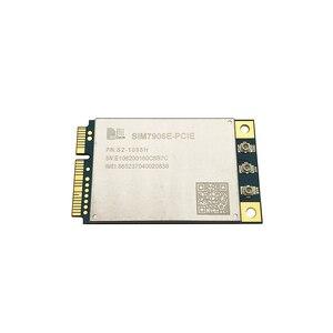 Image 3 - SIMCOM SIM7906E Mini Pcie, беспроводной модуль M.2 cat6 4G, многодиапазонный модуль M2M для беспроводной связи, с поддержкой Wi Fi, Pcie, M.2, cat6, 4G, SIM7906E M2, 300 м, с поддержкой Wi Fi и GNSS, M2M
