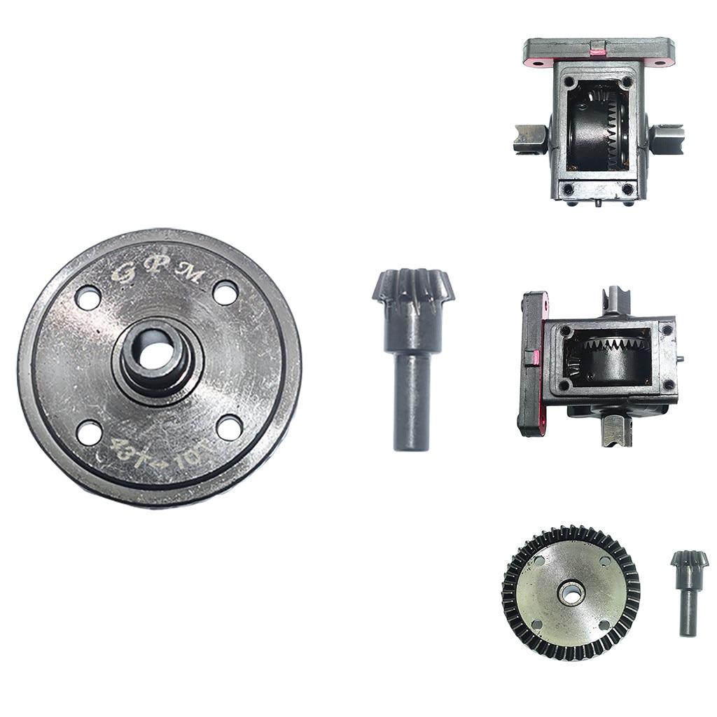 Gear Diff Bevel Gear Set 10t//16t HPI 101298 106717 Savage FLUX Bullet 3.0 MT//XS