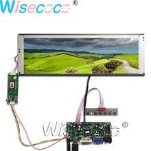 14.9 inch Native bar LTA149B780F 1280*390 2CCFL Backlight LCD panel screen with 20 pins DVI VGA LVDS driver board