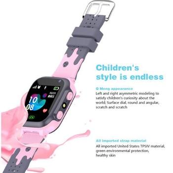 Z1 Smart Watch for Kids LBS Tracker SOS Call Anti Lost Baby Watch Children Phone Watches for Boy girls pk Q50 Q60 Q528 Q90 Q100 4