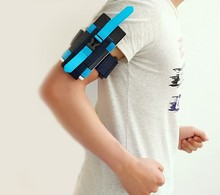 Outdoor sports running arm bag Men and women mobile phone wrist belt Army fan fitness equipment riding