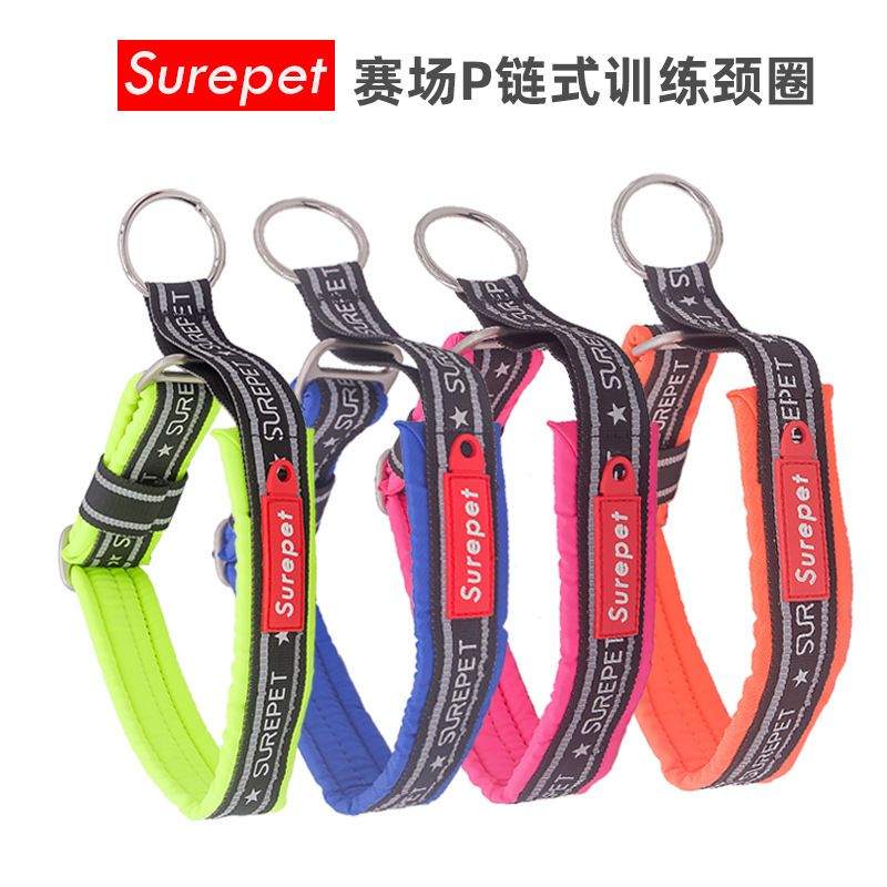 Dog Sunning Ground P Pendant-Training Collar Semi-P Pendant Proof Punch Training Neck Ring Dog Dog Trainer