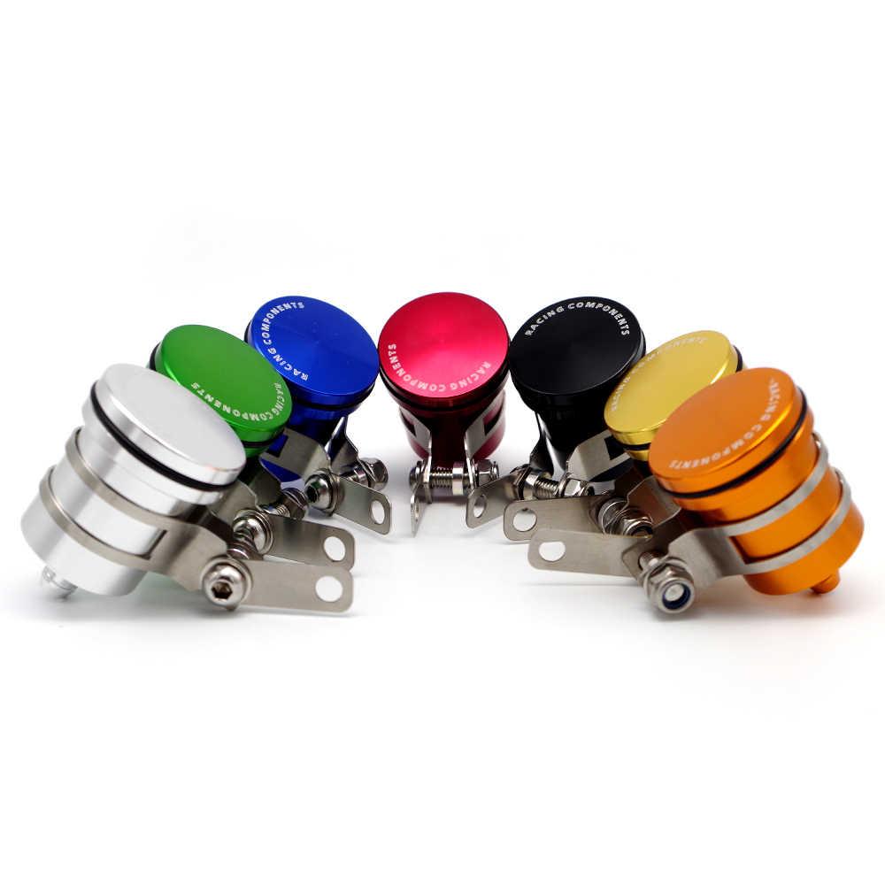 をユニバーサルオートバイのフロントブレーキ流体ボトルマスターシリンダー油層カップ bmw s1000r k100 c650gt gs f650 honda zoomer