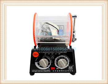 цена на Capacity 3 kg Drum polishing machine, Jewelry rotary tumbler, tumbling machine, Mini-Tumbler, craft jewelry tool s & Equipment