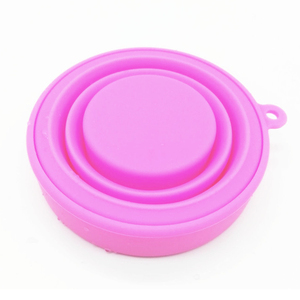 Image 5 - Collapsible Menstrual Cup Sterilizer Foldable Sterilizing Silicone Cup Feminine Hygiene Lady Cup Sterilizer for Menstrual Period
