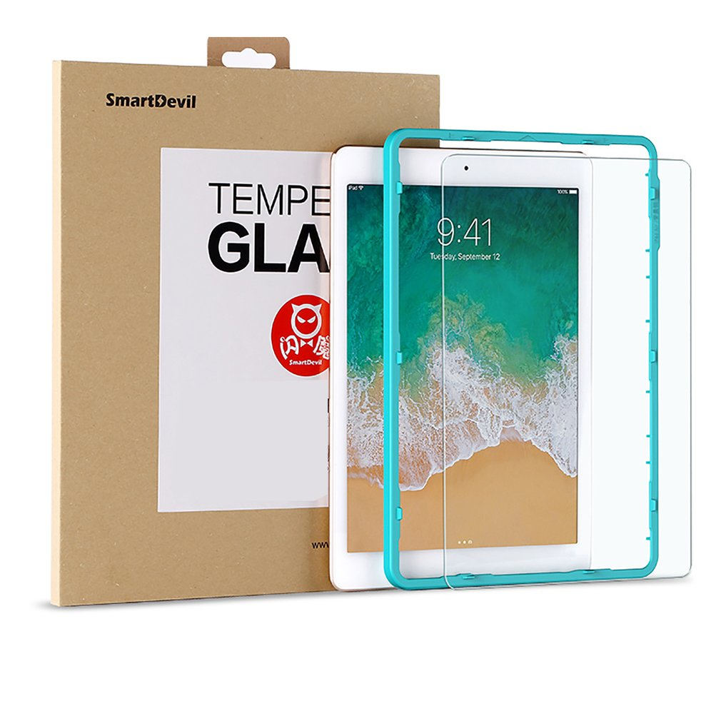 Tempered Glass For Apple iPad Pro 9.7 10.5 11 inch 2017 2018 2019 Tablet Screen Protector 9H Toughened Protective Film Guard