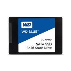 Alta calidad WD azul SSD 250GB disco interno de estado sólido 500 GB sapa3 2,5 WD azul 3D NAND SATA SSD para ordenador portátil