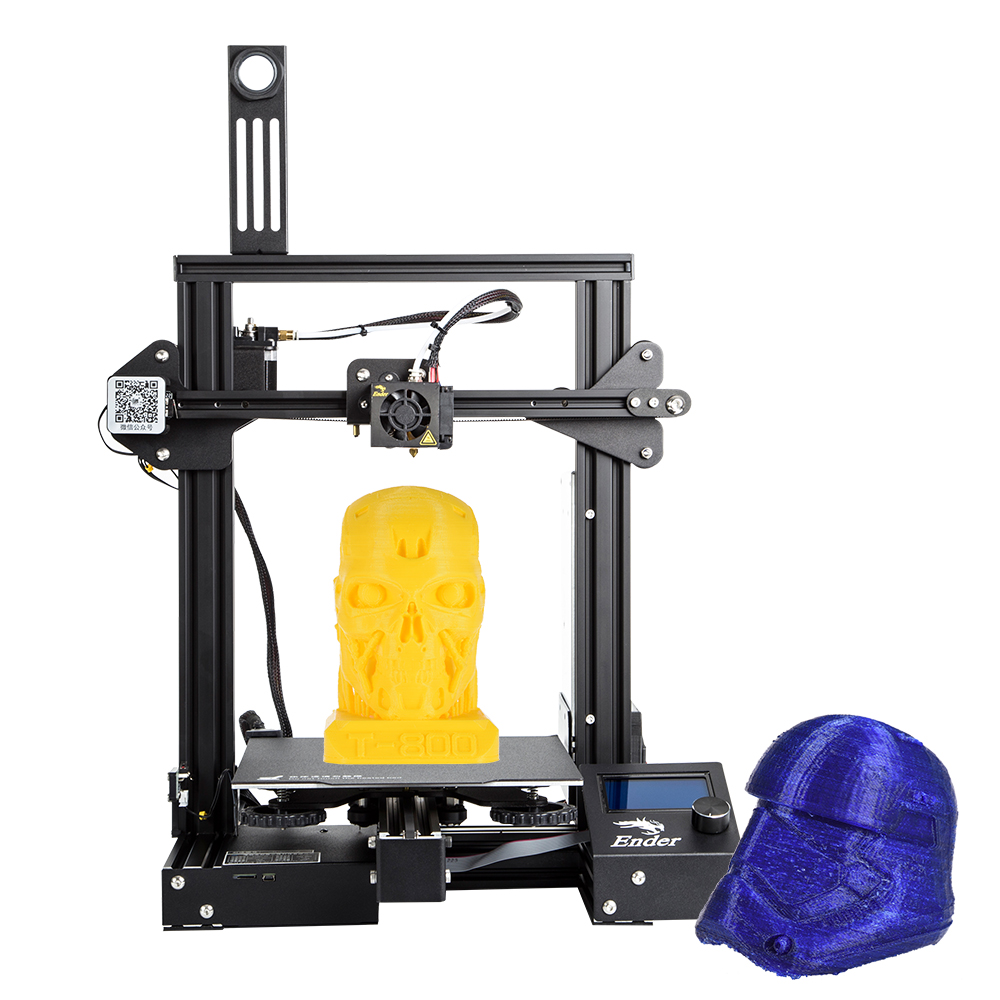 CREALITY Ender-3 PRO 3D Printer with Resume Power Supply for High Quality Printing 1