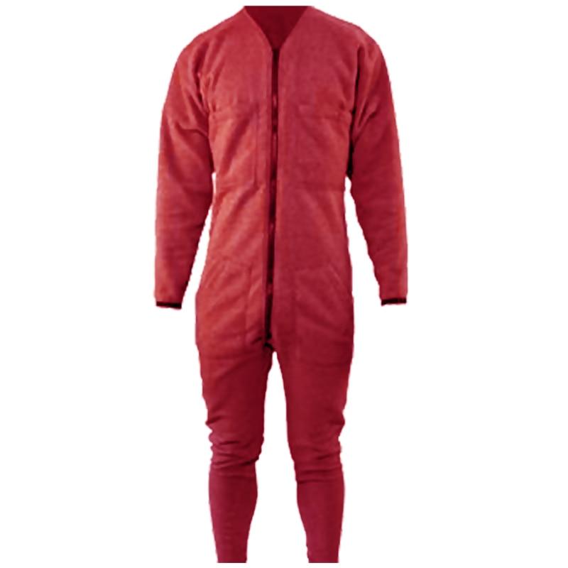 Mens Warmest Heated Drysuit Thermal Undergarment Undersuit Kayaking Dry Suit Underwear Under Fleece Clothing in Cold Water