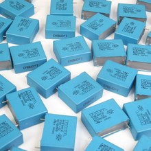 20PCS/50PCS Original Sweden RIFA PHE840 105 polypropylene film capacitor series capacitor 1UF 275V P22.5 FREE SHIPPING
