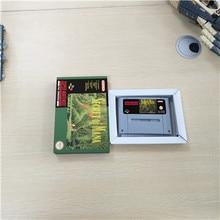 Segredo de mana bateria de cartão de jogo rpg versão eur salvar com caixa de varejo