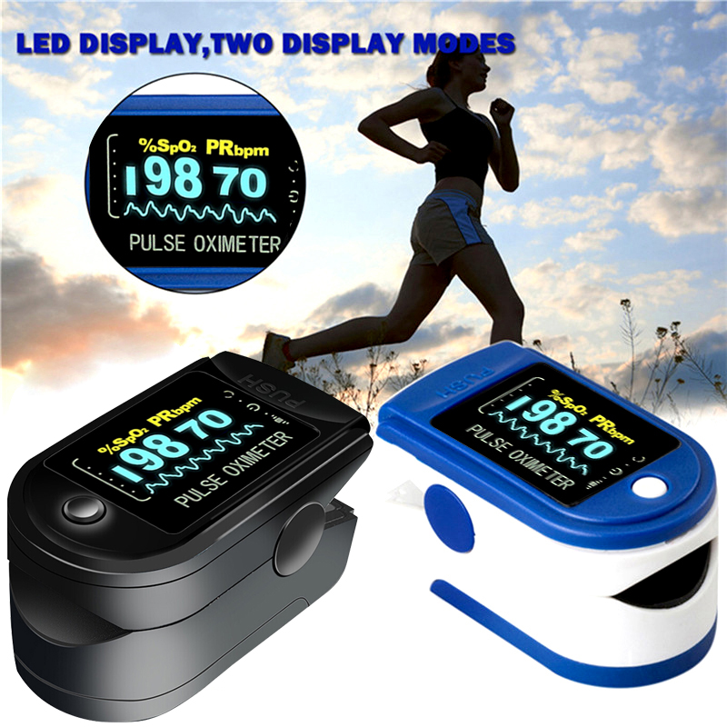 Medical Fingertip Pulse Oximeter De Dedo Pulso Oximetro Home Family Pulse Oxymeter Pulsioximetro Finger Pulse Oximeter