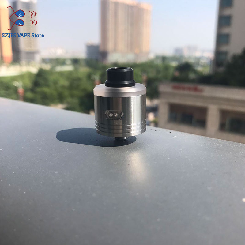 Skyfall Style RDA 22mm 510 Rebuildable Dripping Atomizer With BF Pin For Squonk BF Mod Vs QP KALI V2 FLAVE EVO RDA