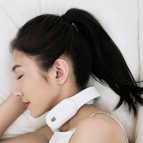 pulso eletronico inteligente ombro pescoco massageador sem