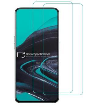 Перейти на Алиэкспресс и купить Для V smart Live glass для Vsmart live 9H Премиум протектор экрана Закаленное стекло пленка Взрывозащищенная