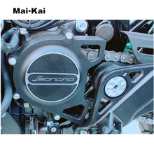 MAIKAI Motorcycle CNC Aluminum Chain Protector Chain Cover For Benelli Leoncino 500 BJ500 2018-2019 цена и фото