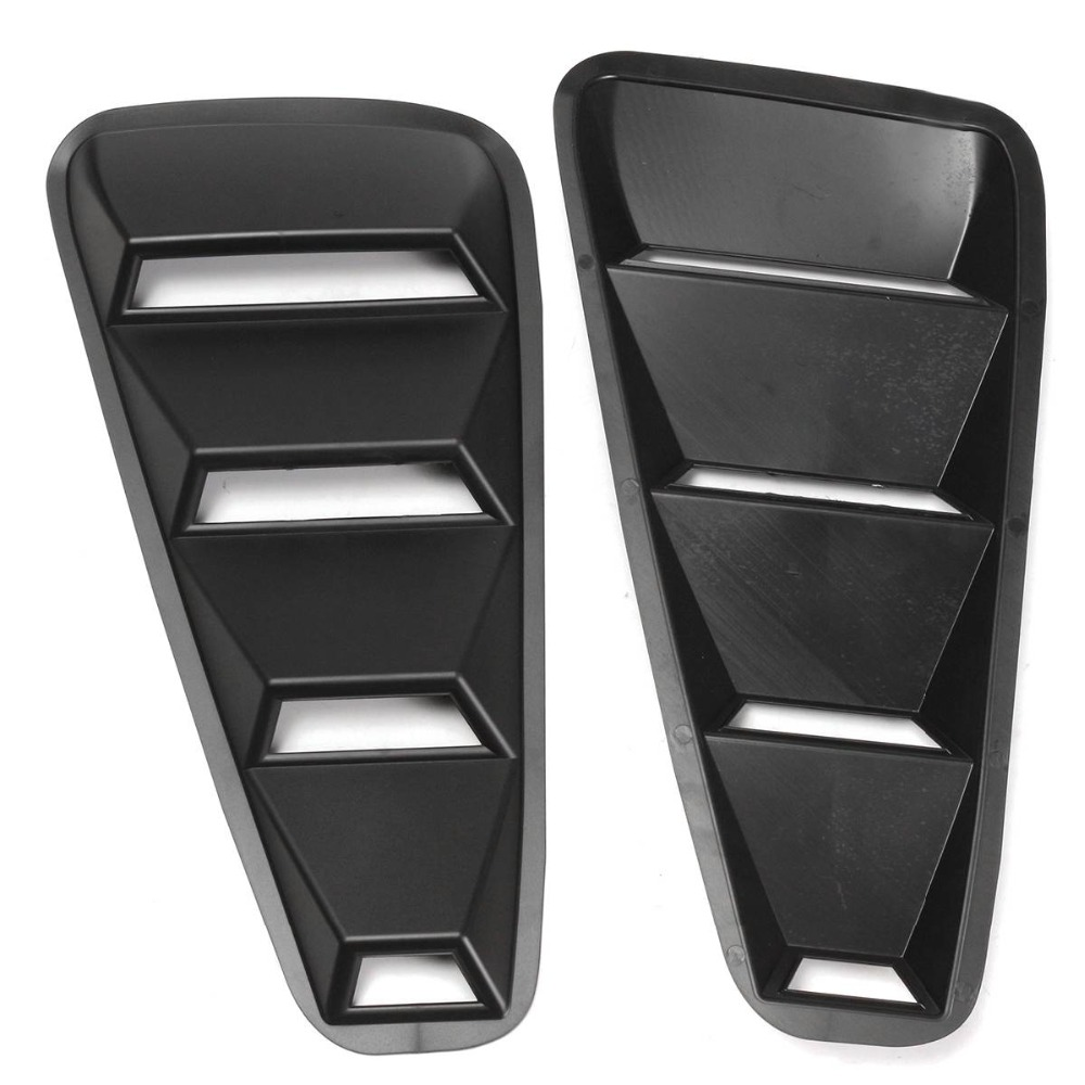 Pair-1-4-Quarter-Side-Window-Louvers-Scoop-Cover-Vent-For-Ford-Mustang-2005-2006-2007 (2)