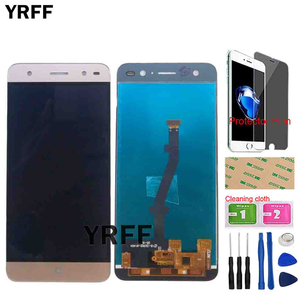 LCD Display Touch Screen For ZTE Blade V7 Lite V0720 / V6 Plus LCD Display Touch Sensor Screen Digitizer Sensor V7lite V6plus