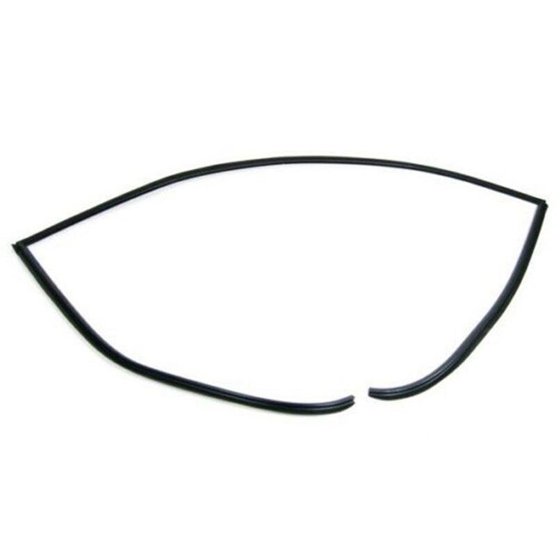 Заднее лобовое стекло, верхнее формовочное уплотнение 51317027916 для BMW E60 5-Series 525I 530I 528I