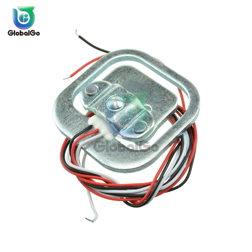 Load Cell 50KG Weight Sensor Electronic Scale Aluminum Alloy Weighing Pressure Sensor
