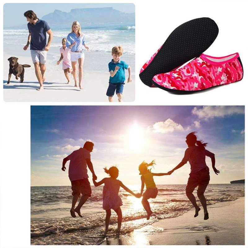 ใหม่ KUBUG ว่ายน้ำถุงเท้าชายหาด Anti-SLIP Breathable ดำน้ำดูปะการังรองเท้าโยคะดำน้ำถุงเท้าชายทะเล Barefoot ถุงเท้า Unisex