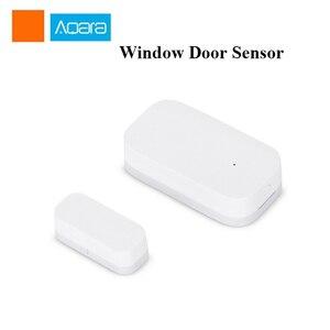 Image 1 - AQara Window Door Sensor smart ZigBee Wireless Connection Multi Purpose Work With ZigBee Wireless Connection Door Sensor