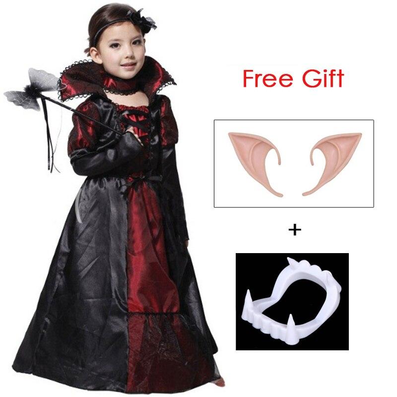 Renaissance Vampiress Of Versailles Girl/'s Costume