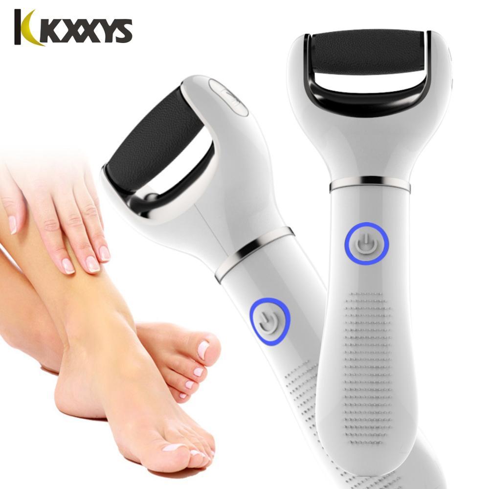 Электрическая USB перезаряжаемая шлифовальная машинка для ног, шлифовальная машинка для пятки, инструмент для ухода за ногами, Шлифовальная ...