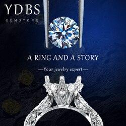 Biżuteria dla Moissanite i innych kamieni szlachetnych zamówienie na pierścionek 10k