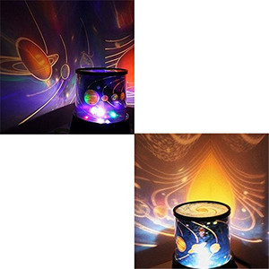 Image 5 - 2020 Amazing Romantic Colorful Cosmos Star Master LED Star Sky Projector Night Light Lamp Stars Ceiling Fast Delivery