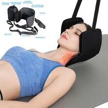 Гамак для облегчения боли в шее портативный гамак головы помогает