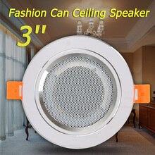 Ceiling-Speaker Pa-System Music Bathroom Aluminum Background Hifi Stereo Home Moisture-Proof